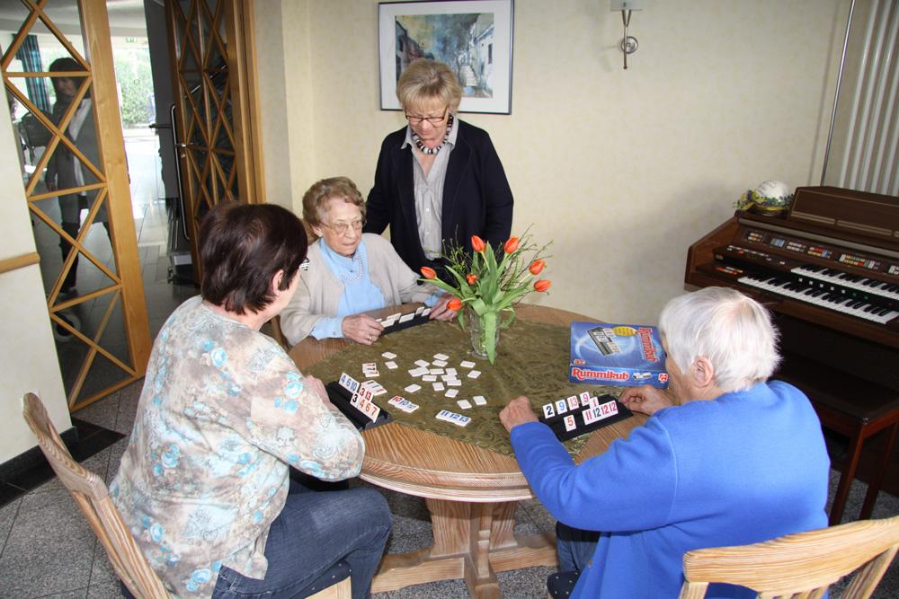 Gemeinsam spielen - Nachbarschaftshilfeverein e.V.